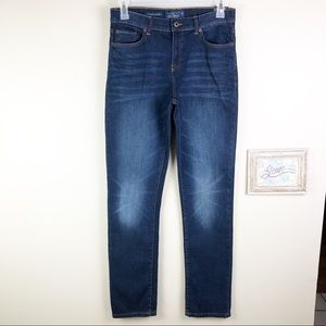 Lucky Brand Authentic Skinny Long Tall Jeans NWT